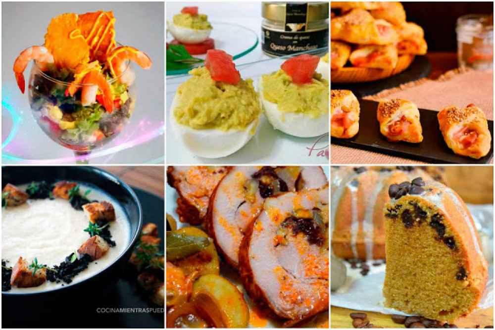 Cocina Navidad Facil | 6 Recetas De Navidad Faciles Para Disfrutar De Las Fiestas La