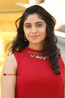 Telugu Actress Zahida Sam Latest Pos in Red Gown at RF Films New Movie Opening  0046.JPG