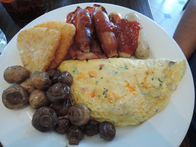made to order omelette