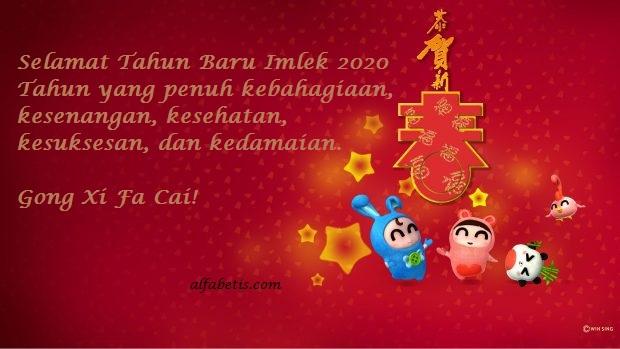 Ucapan Chinese New Year terlengkap