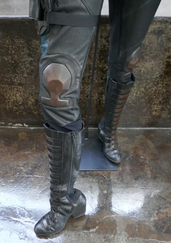 Deadpool 2 Domino costume boots