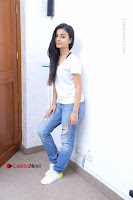 Telugu Actress Mahima Makwana Exclusive Stills in Blue Denim Jeans  0225.JPG