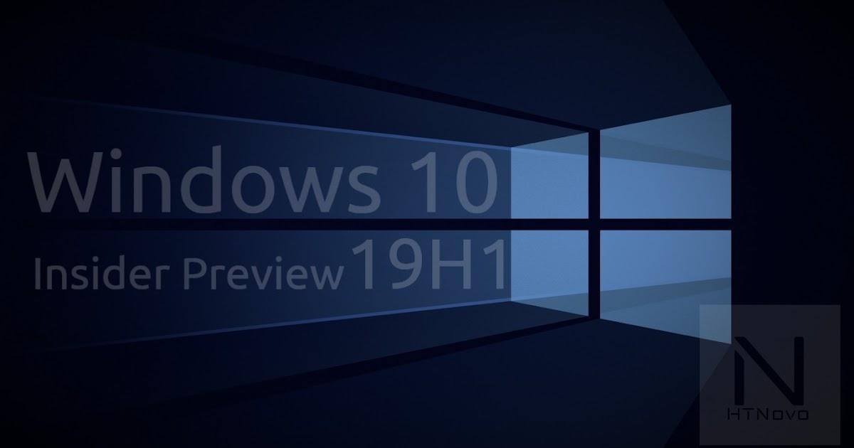 Novit 224 Windows 10 19h1 Build 18342 Htnovo