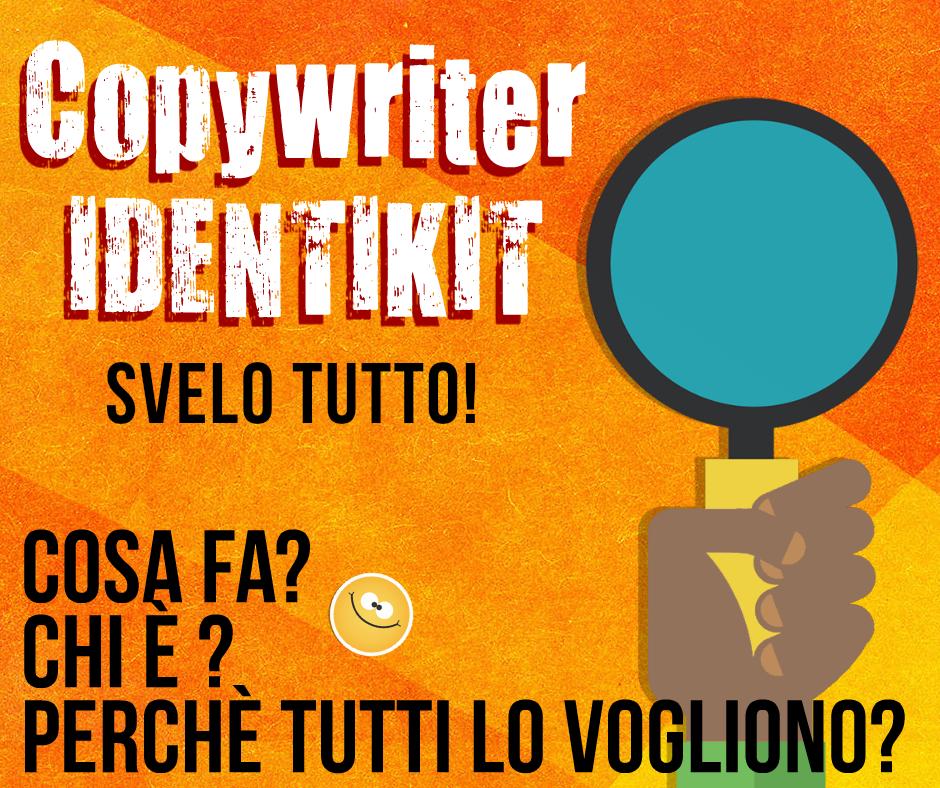 copywriter copywriting identikit specialista web professionista online