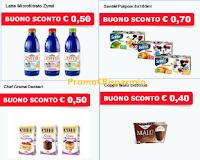 Logo Buoni sconto Parmalat: 17 coupon per il mese di ottobre