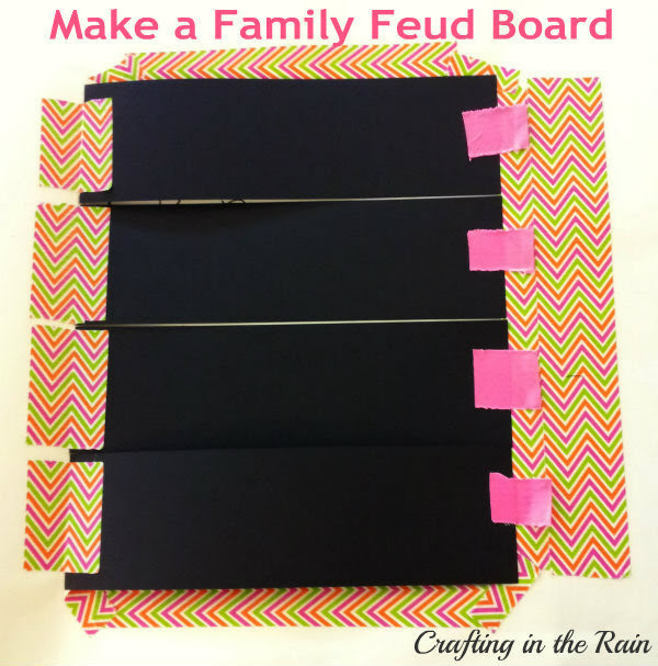 Make a family feud board