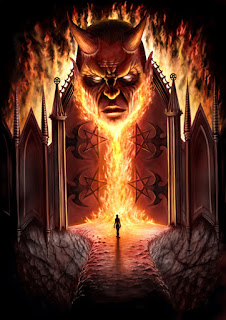 THE GATE OF HELL FIRE