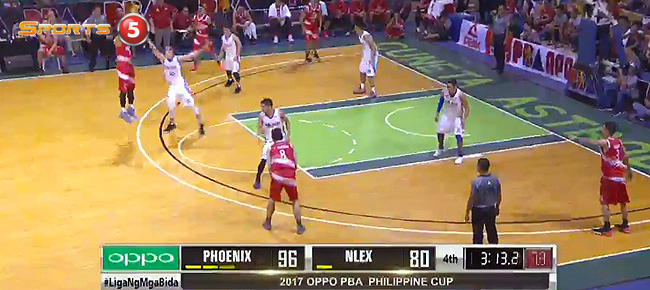 Phoenix def. NLEX, 102-91 (REPLAY VIDEO) January 18