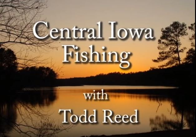 Fishing With Todd Reed Electric Ice Augers