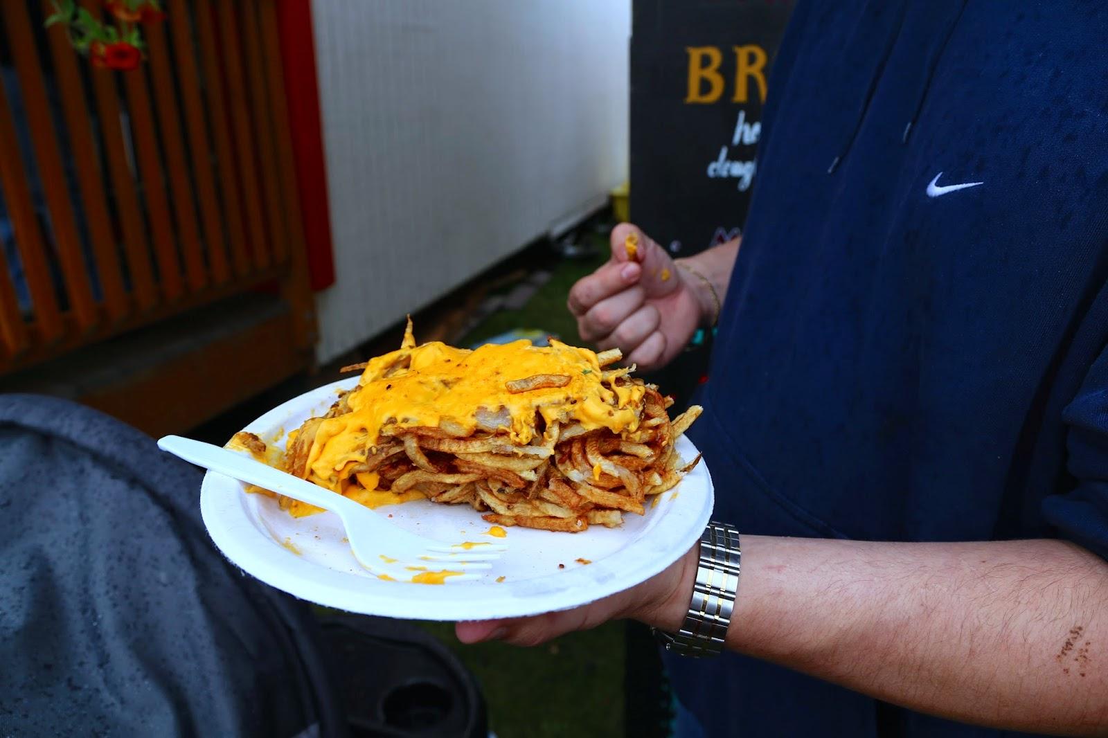 Cheese fries, Alaska State Fair
