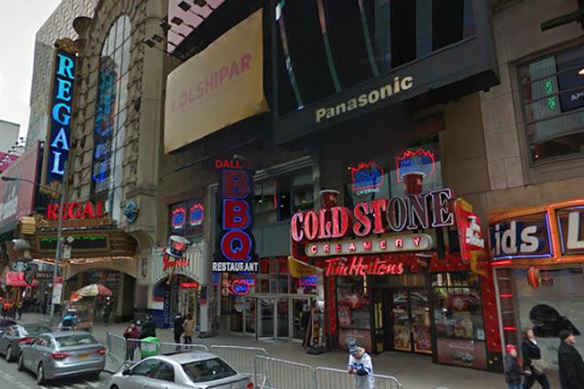Dallas BBQ Times Square, Nova Iorque