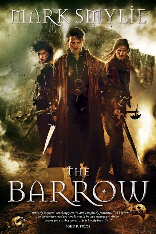 Review:  The Barrow by Mark Smylie