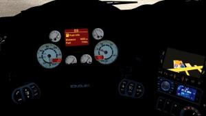 DAF 105 New dashboard mod