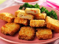 Resep Anti Mainstream si Nugget Tahu Ala Emak Wati