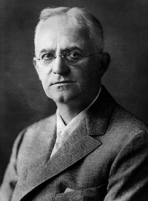George Eastman. Part of Bain News Service collection.