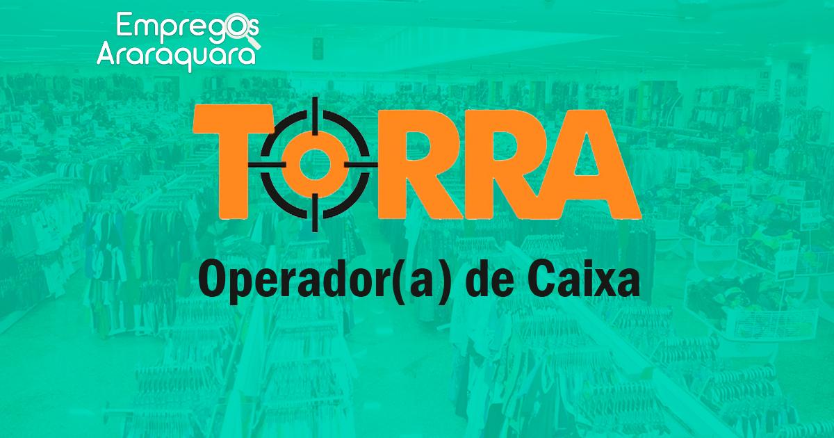 OPERADOR(A) DE CAIXA | CÓD. 3422