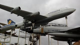 Boing 747 im Technikmuseum Speyer