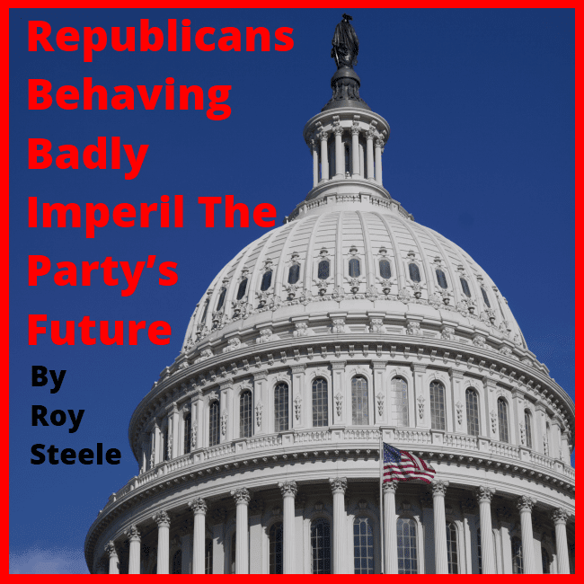 The US Capitol Dome - Republicans in Congress are hurting the party's future.
