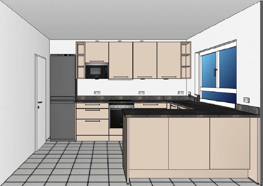 projekt hausbau k chenkauf. Black Bedroom Furniture Sets. Home Design Ideas