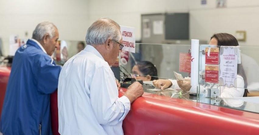 ONP: Proponen bono de S/ 2 000 para pensionistas de la Ley 1990 por coronavirus