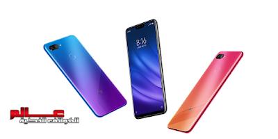 """Xiaomi MI 8 Lite  .شاومي مي """"Xiaomi Mi 8 Youth """"Mi 8X"""