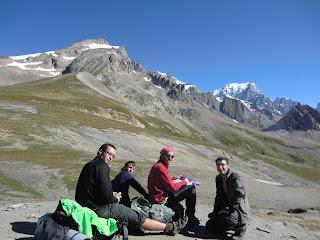 Col de Seigne Tour del Mont Blanc