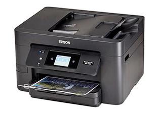 Epson WorkForce Pro WF-4725DWF treiber