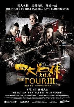 The Four 3: Final Battle – Si Da Ming Bu 3 Legendado