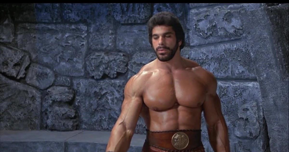 Lou Ferrigno, the American Hercules - World Wide BodyBuilders