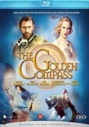 The Golden Compass 2007 BluRay 350MB Hindi Dual Audio 480p