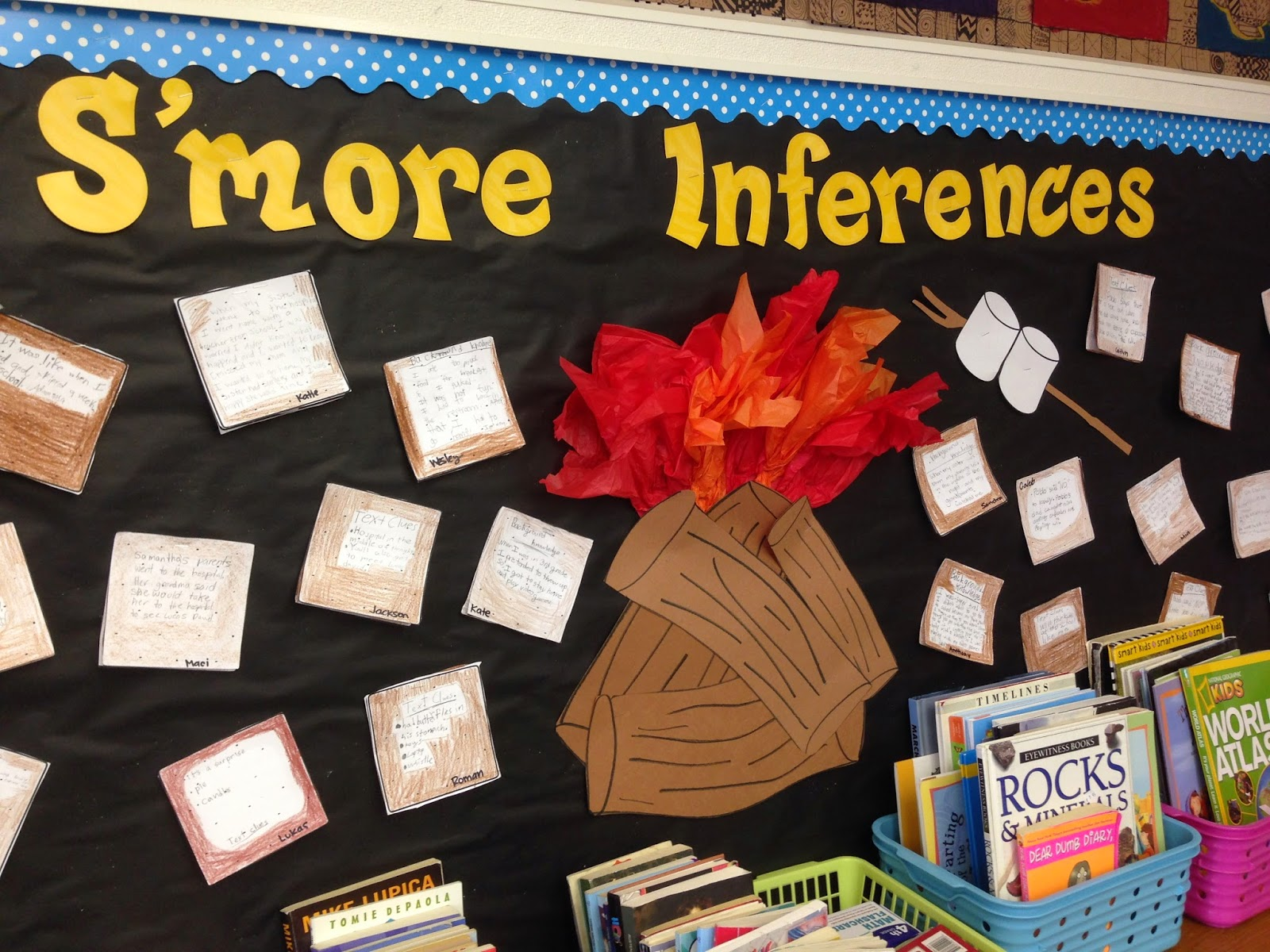 S More Inferences