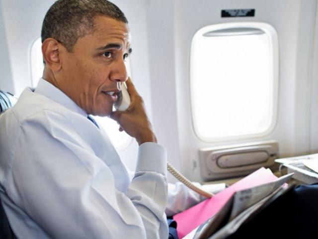 Condolencias de Obama a México suman un millón de 'likes'