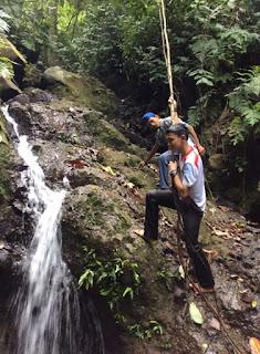 wisata air terjun aceh