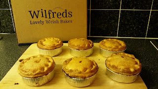 Wilfreds Pie Review