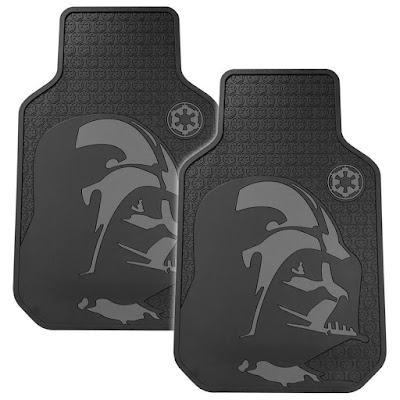Starwars Themed Floor Mat Set