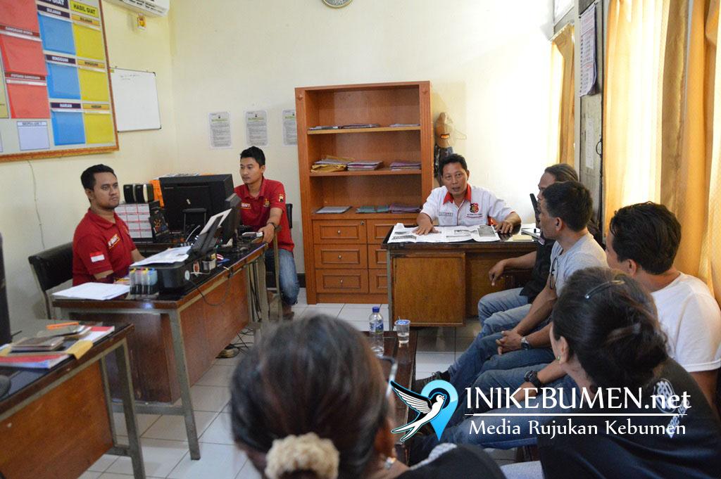 Tak Sampai 24 Jam, Polsek Karanganyar Berhasil Amankan Wartawan Gadungan