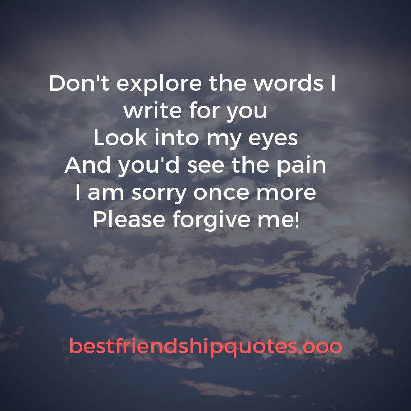 47 Best Collection Of Missing You Friendship Quotes For ...