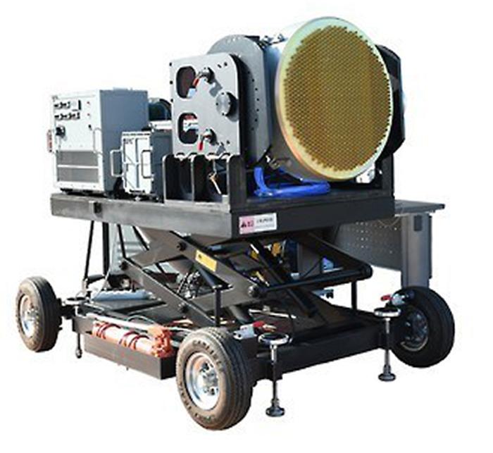 Prototype Radar AESA pesawat tempur KFX