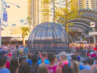 Cavill Mall Street Performers Hub