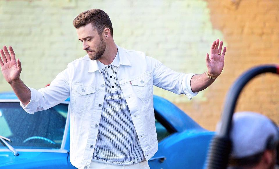 [VIDEO PREMIERE] Can't Stop The Feeling (Justin Timberlake)
