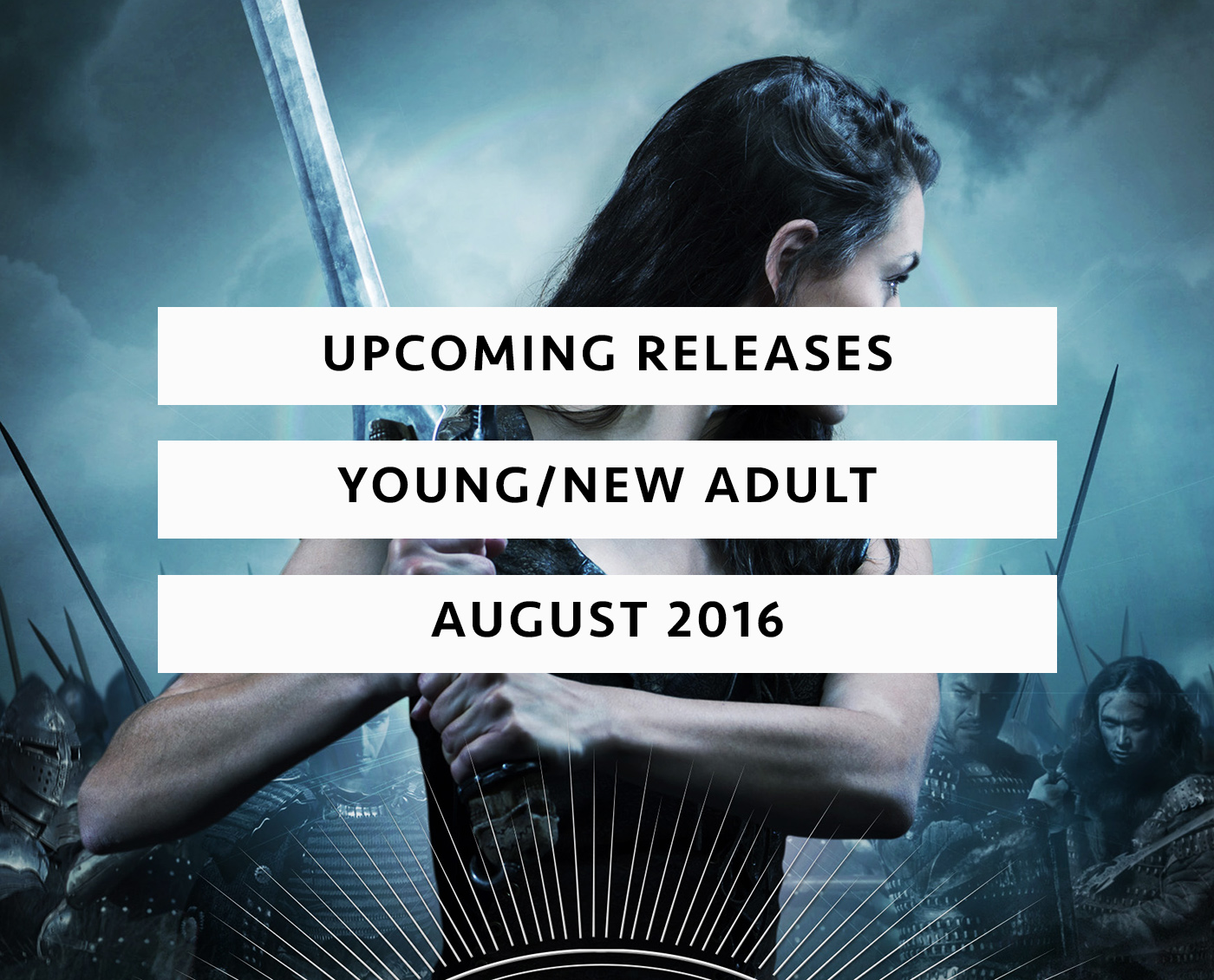 Upcoming Releases young adult