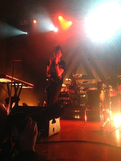 ' Talk Tours Bastille Concert 4 28 - Rhythm Of Life