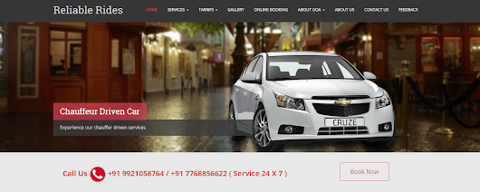 Reliable Ride ,Car Rent In Goa
