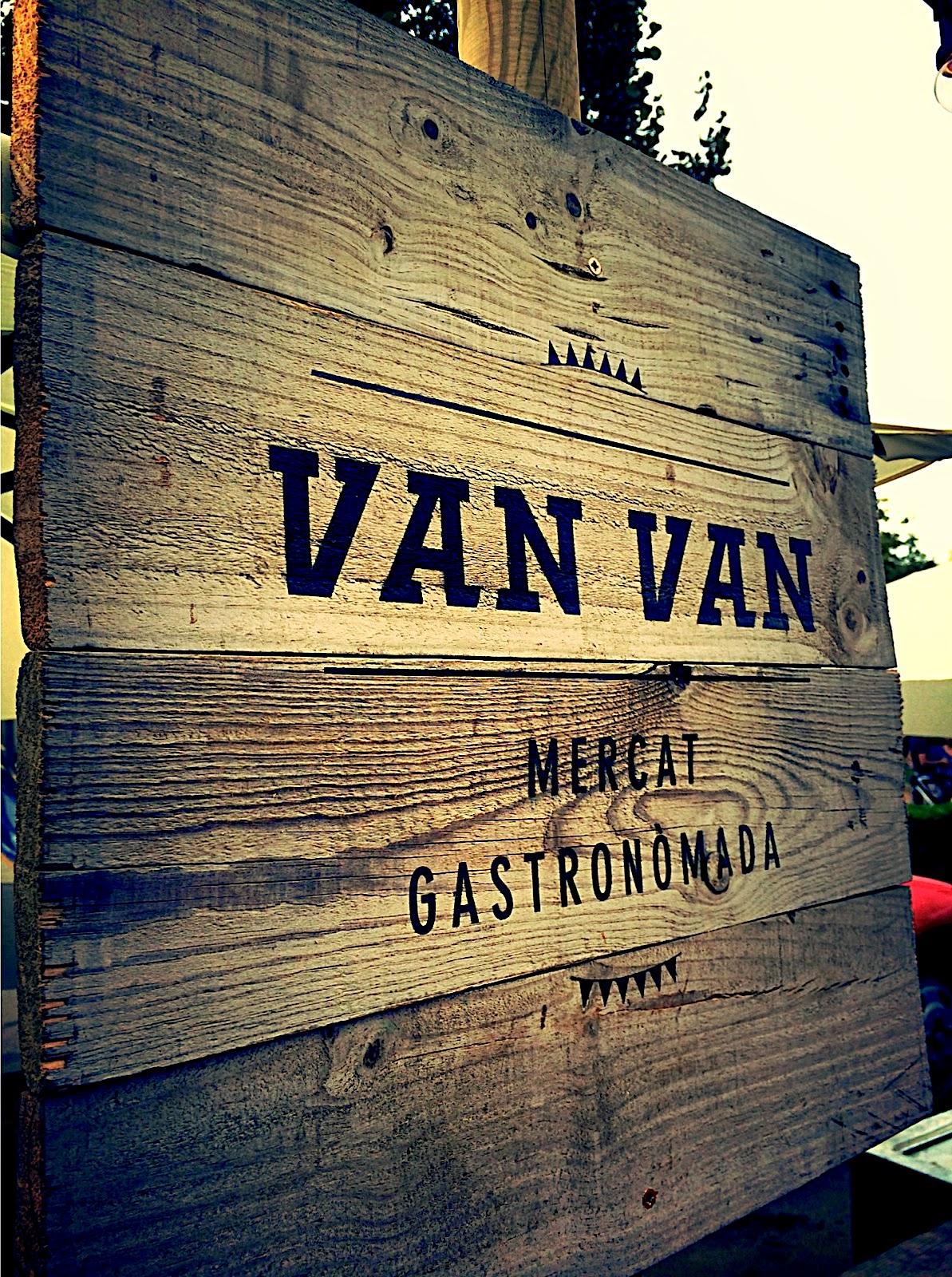 Van Van. Mercat Gastronòmada