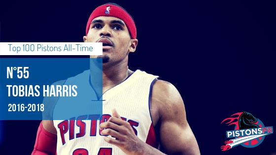 Tobias Harris | PistonsFR, actualité des Detroit Pistons en France