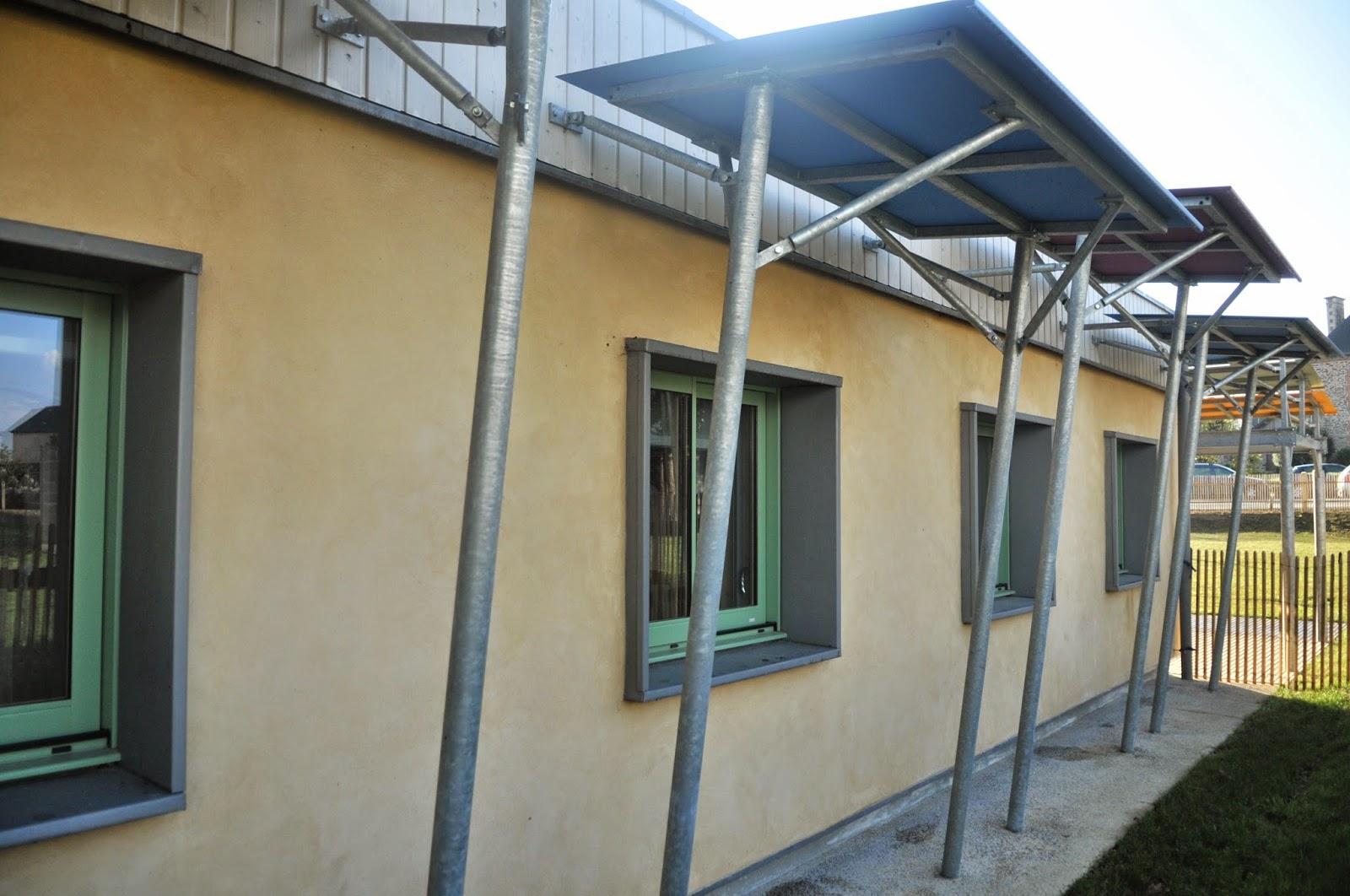 Echopaille- Tertiaire bâtiment paille