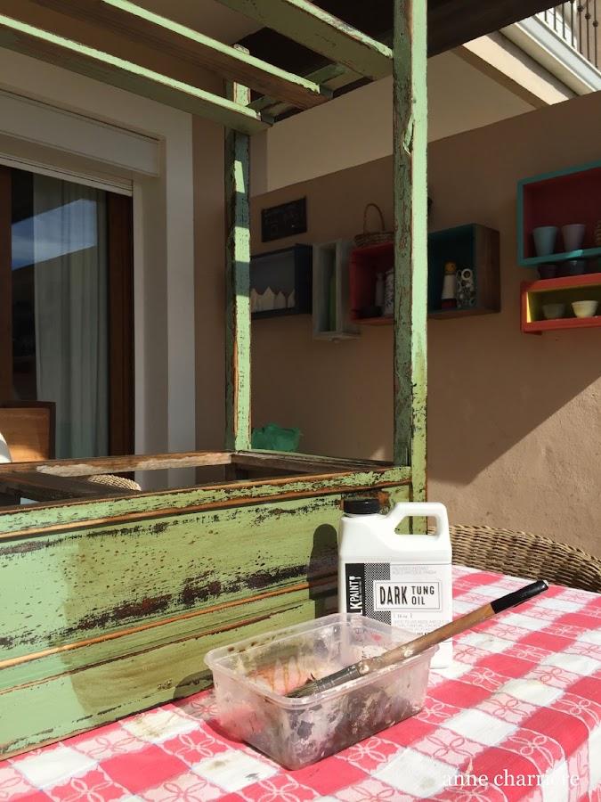 www.annecharriere, atelier danne, benahavis, taller pintura, chalk paint, aceite de tung, real milk paint,