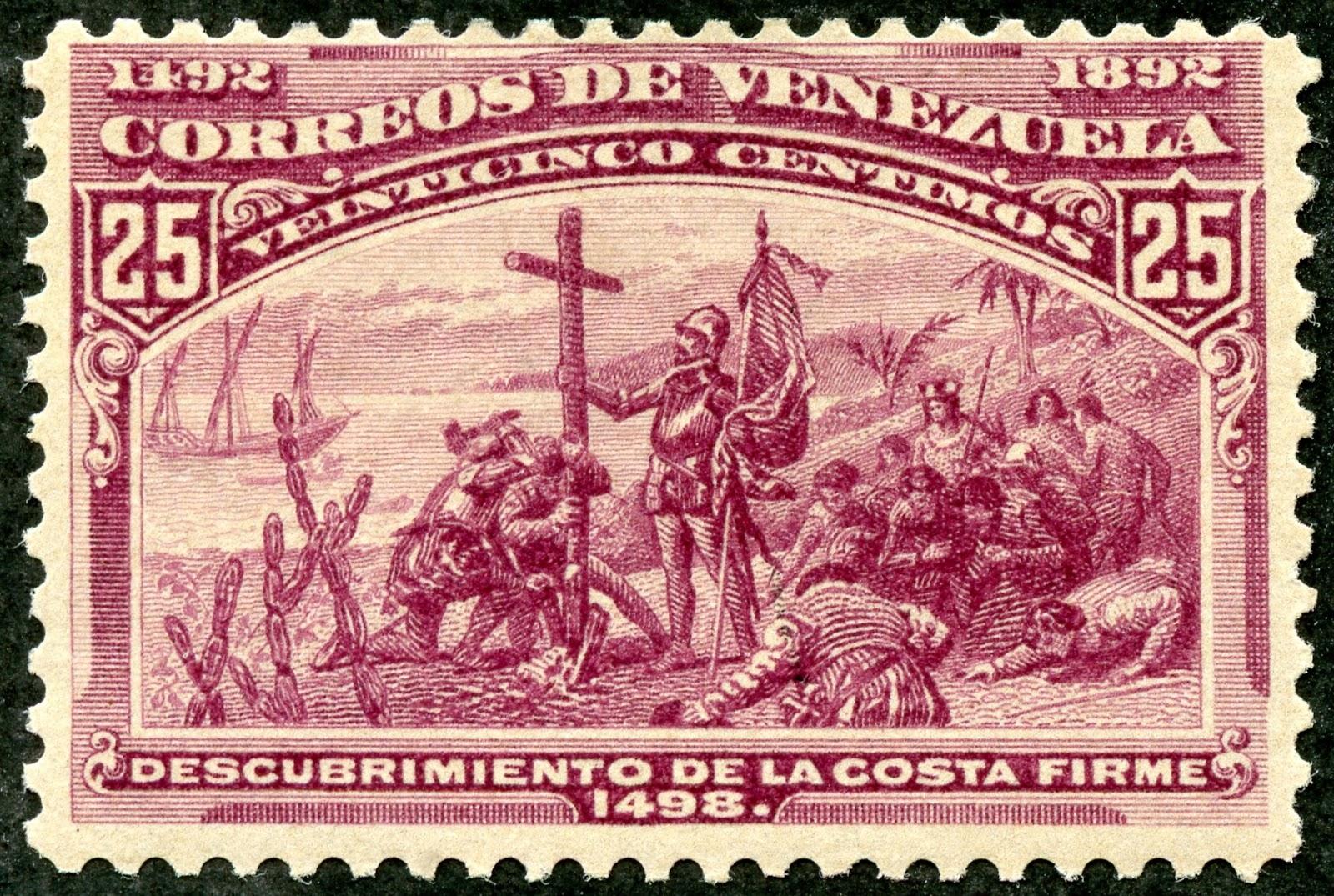 Big Blue 1840-1940: Venezuela