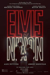 "Poster do filme ""Elvis e Nixon"""