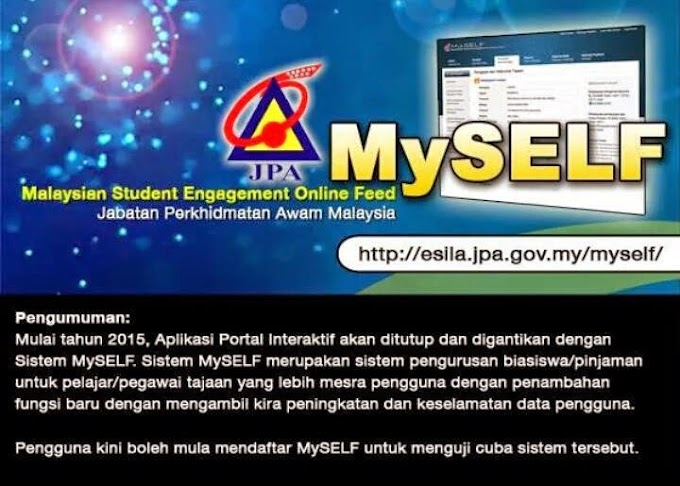 (JPA) MySELF : Malaysian Student Engagement Online Feed
